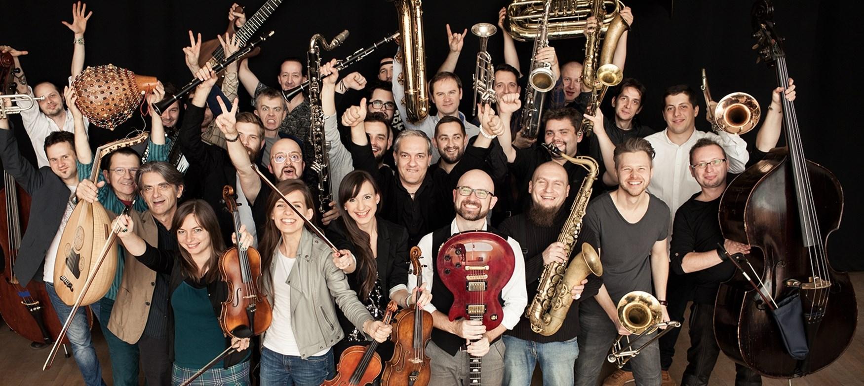 Koncerty na Bemowie 3275 kg Orchestra