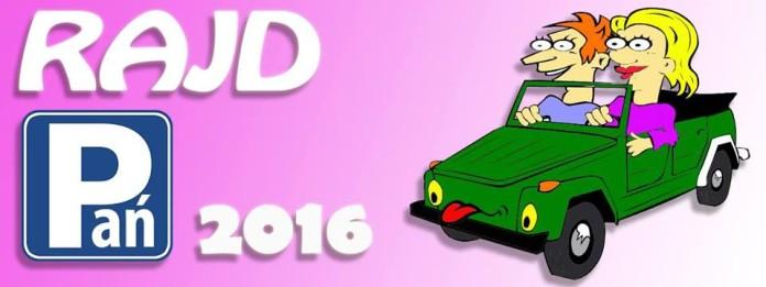 baner promujący Rajd Pań Bemowo 2016