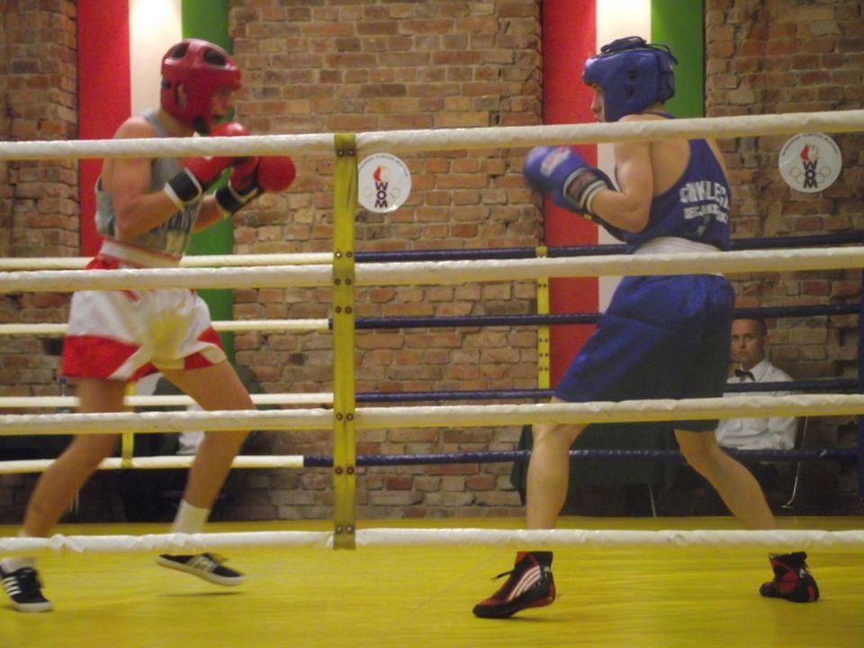 Sekcja bokserska CWKS Legia na Bemowie organizuje treningi