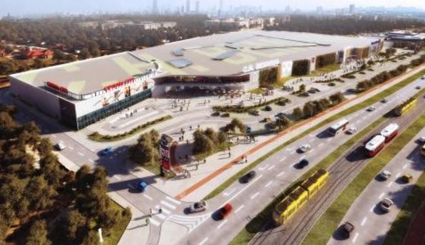Na Bemowie powstanie nowe centrum handlowe