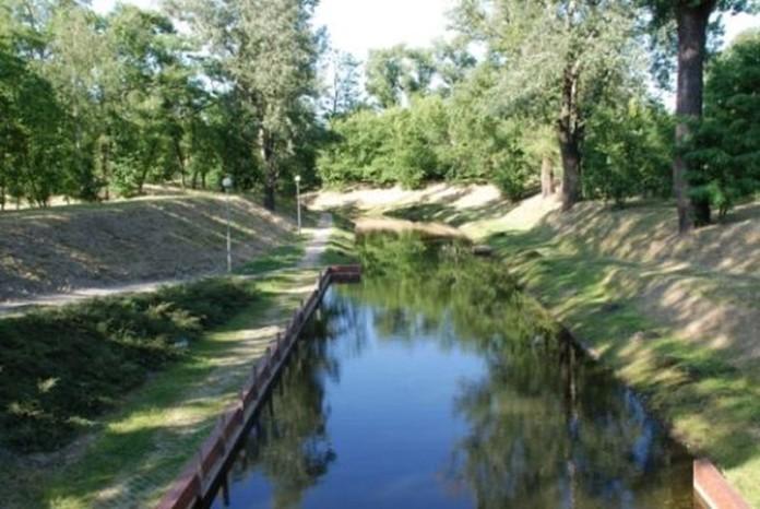 Rowery wodne w Forcie Bema