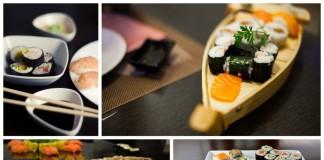 Rodzaje sushi jak jeść sushi