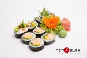 TEN_SUSHI-FUTOMAKI_HOSOMAKI