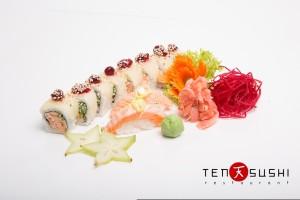 Uramaki nigiri sushi Bemowo24.pl