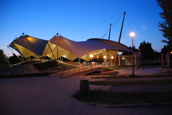 Amfiteatr Bemowo kino letnie 2016 Kino plenerowe