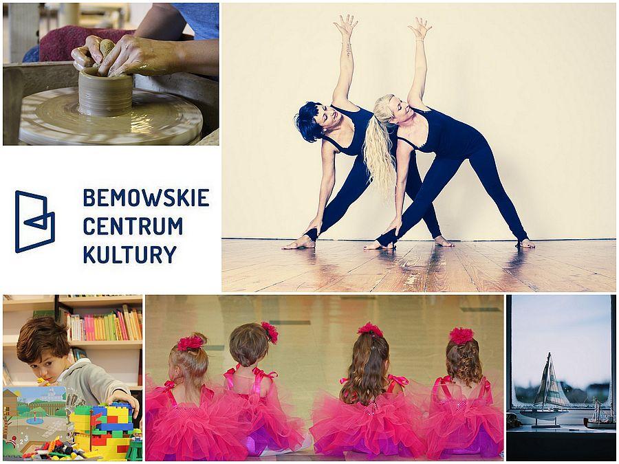 Bemowo: joga, modelarstwo, salsa – od soboty zapisy na zajęcia BCK!