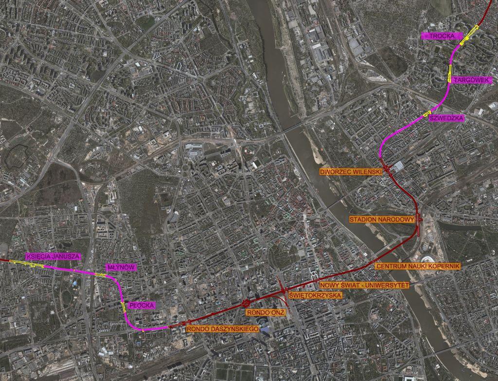 Od kiedy Górczewska będzie zamknięta? Rozpoczyna się budowa metra
