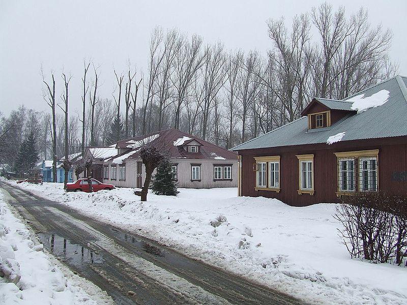 Bemowo: Zimowy spacer z przewodnikiem – odkryj Osiedle Przyjaźń