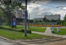 Pętla tramwajowa os. Górczewska zamknięta z powodu budowy metra
