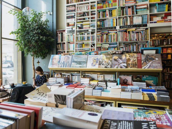 ulubiona księgarnia Warszawy