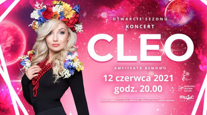 Koncert Cleo na Bemowie