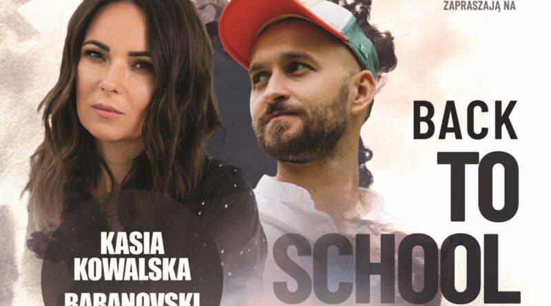 """Kasia Kowalska gwiazdą pikniku """"Back to school"""" na Bemowie"""